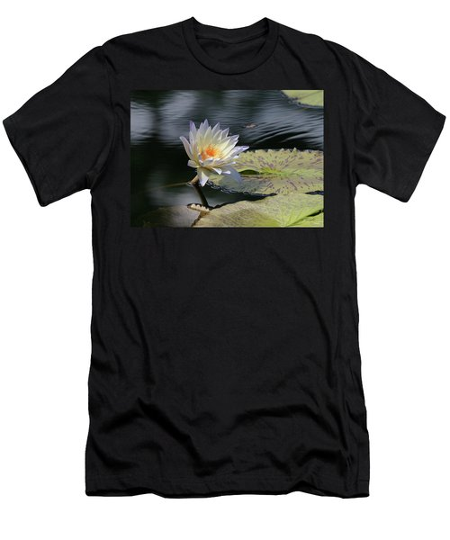 Sun Kissed Allure Men's T-Shirt (Slim Fit) by Yvonne Wright