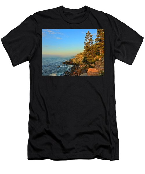 Sun-kissed Coast Men's T-Shirt (Athletic Fit)
