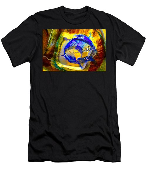 Sun Of A Moon Men's T-Shirt (Athletic Fit)