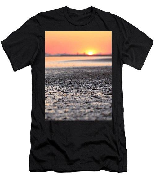 Sun, Sand, Sea Men's T-Shirt (Athletic Fit)