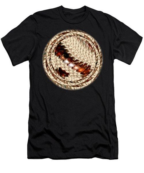 Sun Sand Shadows Men's T-Shirt (Athletic Fit)