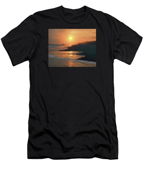 Sun Worshipers Men's T-Shirt (Athletic Fit)