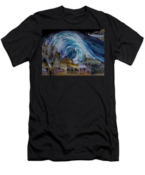 Sunami  Men's T-Shirt (Athletic Fit)