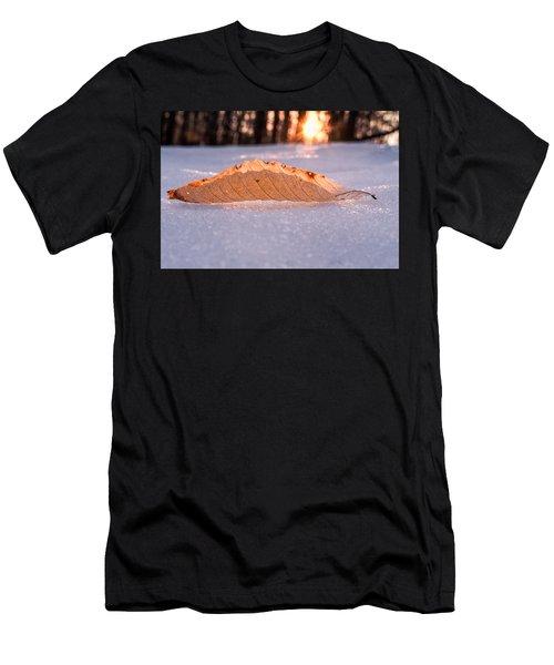 Sunbathing Men's T-Shirt (Athletic Fit)