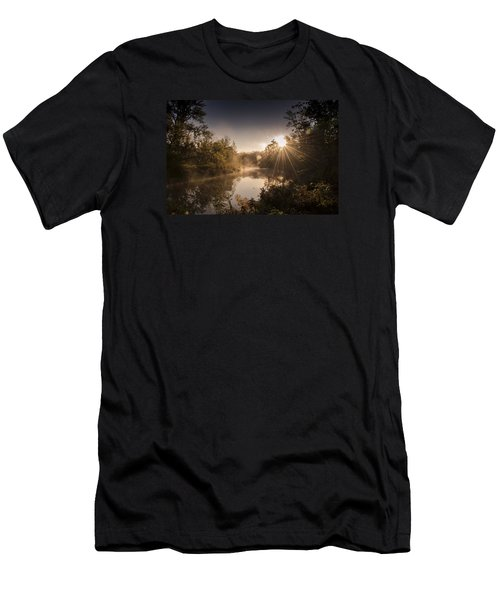 Sunbeams  Men's T-Shirt (Athletic Fit)