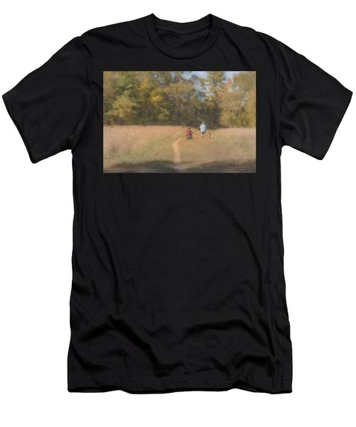 Sunday Afternoon Walk Men's T-Shirt (Athletic Fit)
