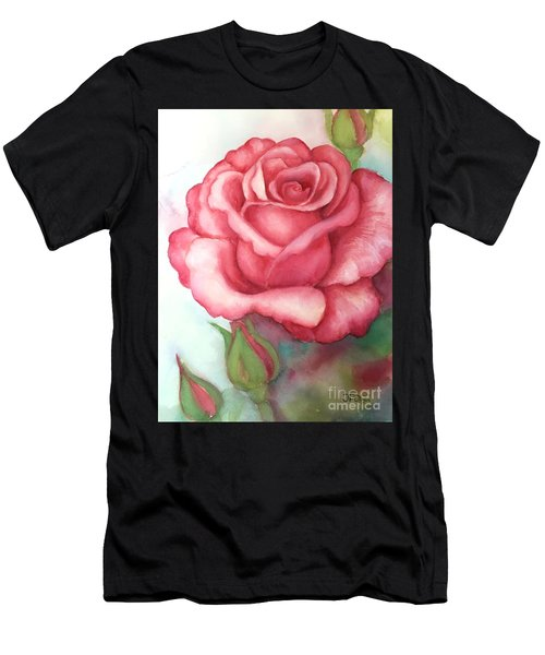Sunday Rose Men's T-Shirt (Athletic Fit)