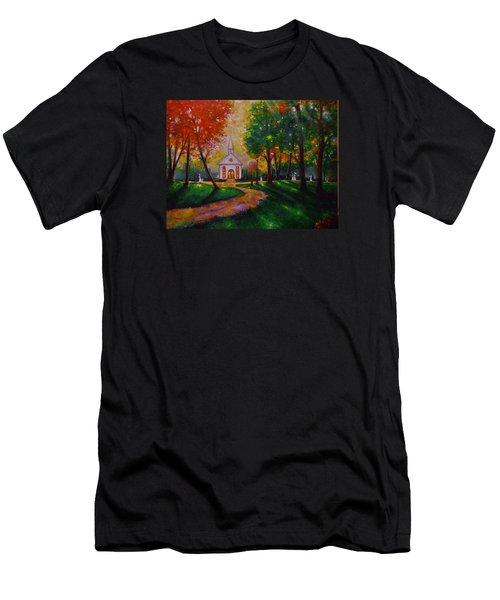 Sunday School Men's T-Shirt (Athletic Fit)