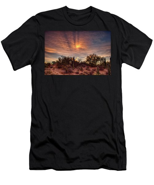 Sundog Men's T-Shirt (Athletic Fit)