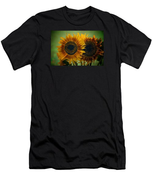 Sunflower 2 Men's T-Shirt (Athletic Fit)