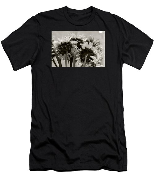 Sunflower 3 Men's T-Shirt (Athletic Fit)