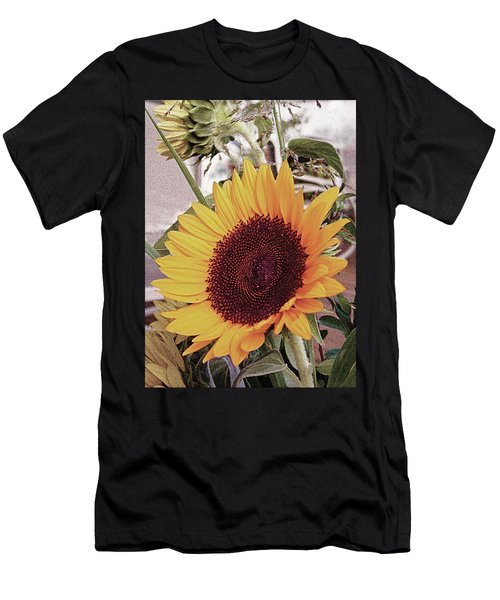 Sunflower Men's T-Shirt (Athletic Fit)