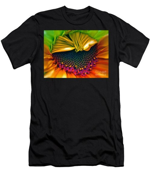Sunflower Smoothie Men's T-Shirt (Athletic Fit)