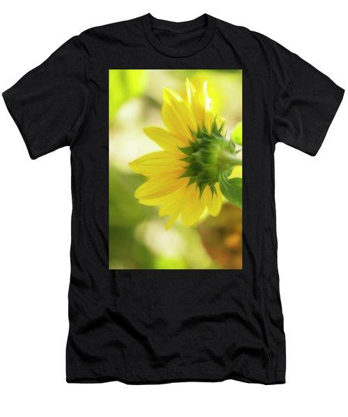 Sunflower Sweet Men's T-Shirt (Athletic Fit)