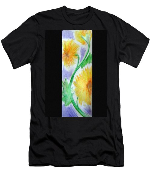 Sunflowers 27 Men's T-Shirt (Athletic Fit)