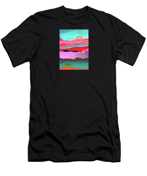 Sunland 3 Men's T-Shirt (Athletic Fit)