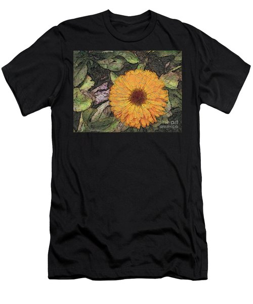 A Touch Of Sunshine Men's T-Shirt (Athletic Fit)