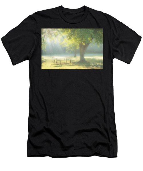 Sunlit Morning Men's T-Shirt (Athletic Fit)