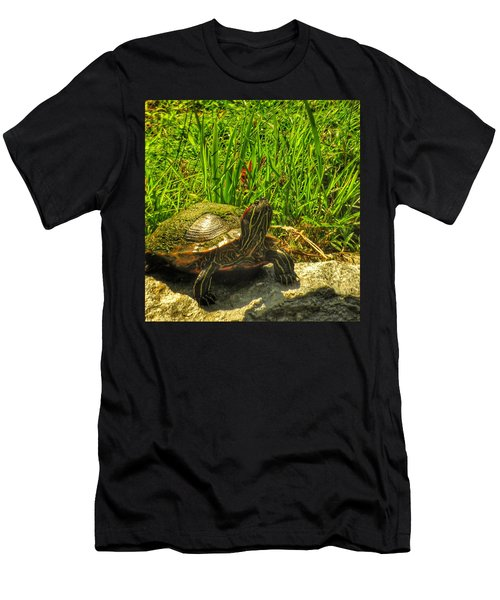 Sunning Men's T-Shirt (Athletic Fit)