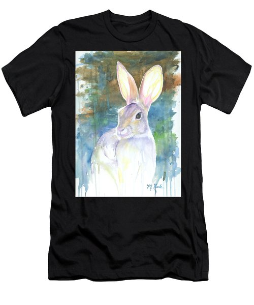 Sunny Bunny Men's T-Shirt (Athletic Fit)
