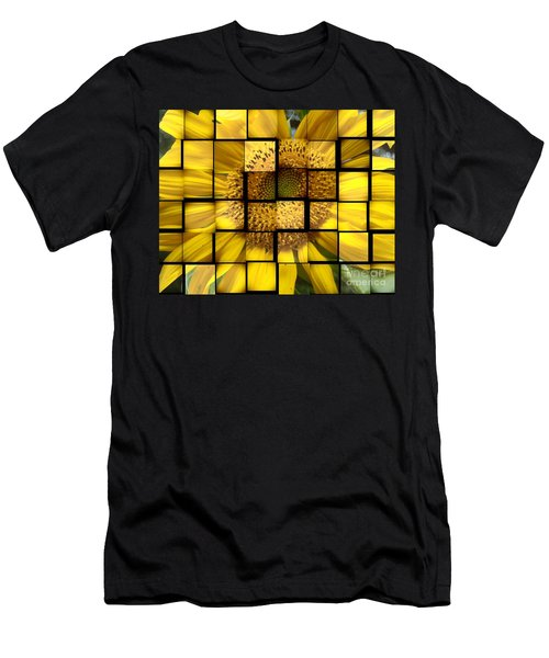Sunny Composition Men's T-Shirt (Athletic Fit)