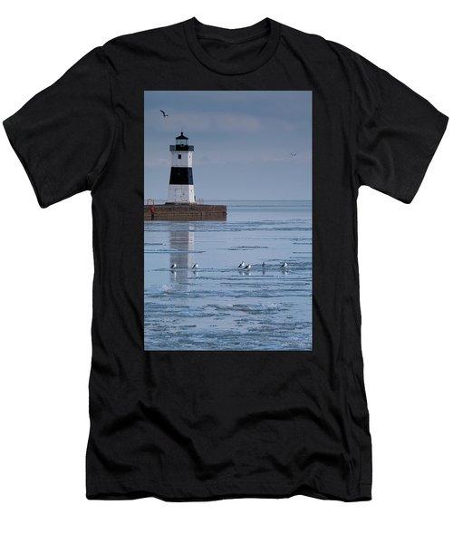 Sunny Sunday Men's T-Shirt (Athletic Fit)