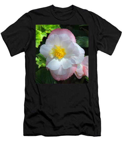 Men's T-Shirt (Slim Fit) featuring the photograph Sunny by Teresa Schomig