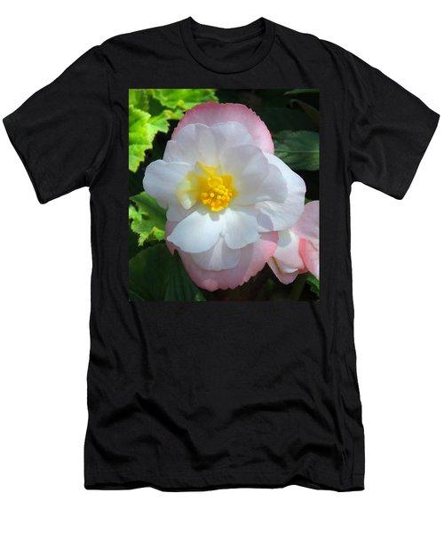 Sunny Men's T-Shirt (Slim Fit) by Teresa Schomig