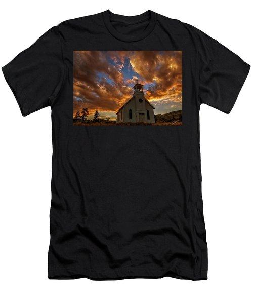 Sunnyside Men's T-Shirt (Athletic Fit)