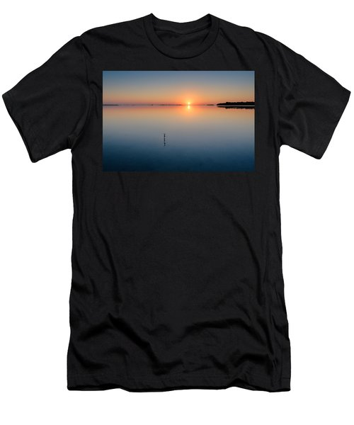 Sunrise Along The Pinellas Byway Men's T-Shirt (Athletic Fit)