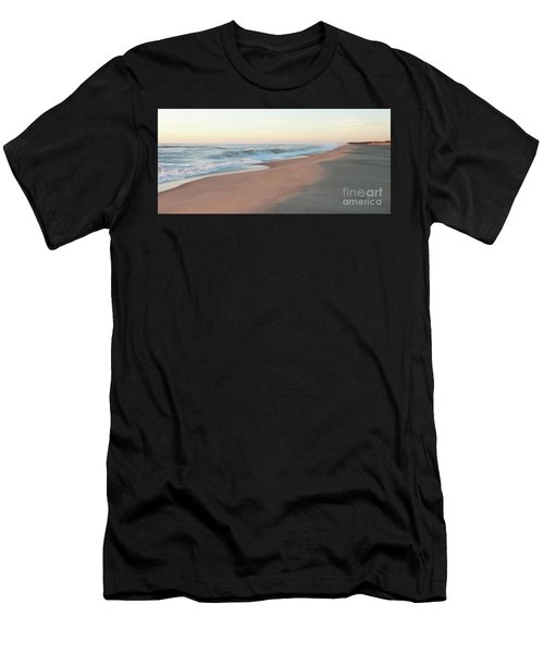 Sunrise At Nauset Men's T-Shirt (Athletic Fit)