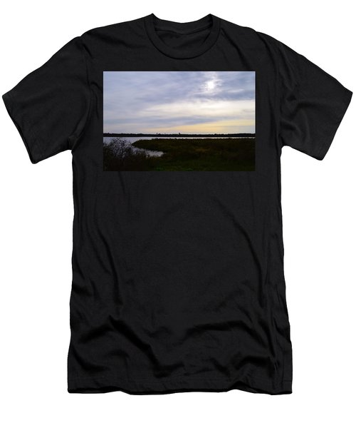 Sunrise At Orange Creek Men's T-Shirt (Athletic Fit)