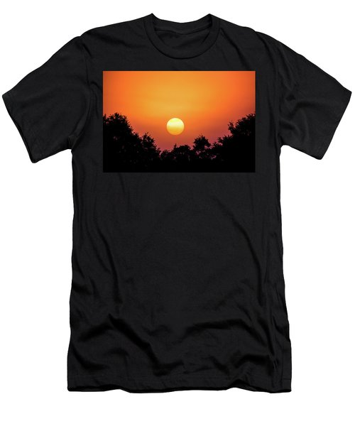 Men's T-Shirt (Slim Fit) featuring the photograph Sunrise Bliss by Shelby Young