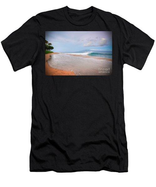 Sunrise Break Men's T-Shirt (Athletic Fit)
