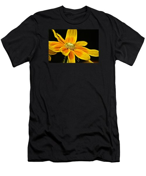 Sunrise Daisy Men's T-Shirt (Athletic Fit)