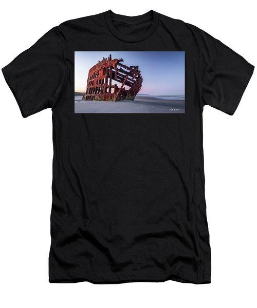Sunrise In Astoria Men's T-Shirt (Athletic Fit)