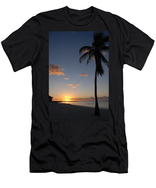 Sunrise In Key West 2 Men's T-Shirt (Athletic Fit)