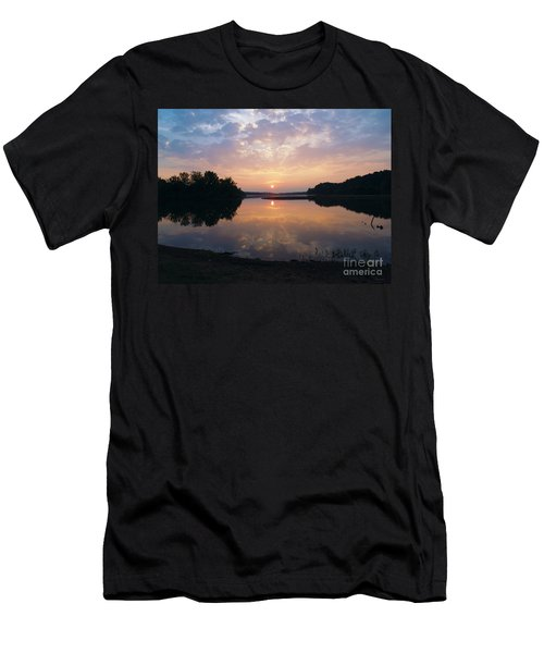 Sunrise Morning Bliss 152b Men's T-Shirt (Athletic Fit)
