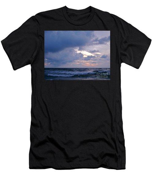 Sunrise On The Atlantic Men's T-Shirt (Athletic Fit)