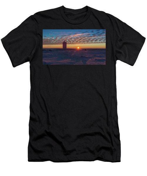Sunrise On The Brocken, Harz Men's T-Shirt (Athletic Fit)