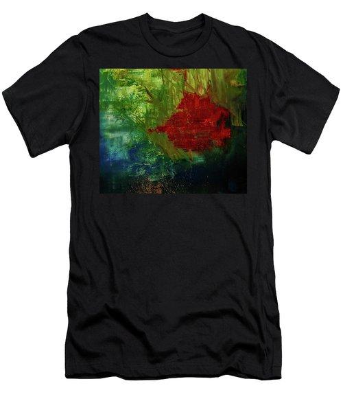 Sunrise On The Marsh Men's T-Shirt (Athletic Fit)