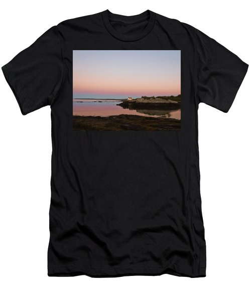 Sunrise Spillover Men's T-Shirt (Athletic Fit)