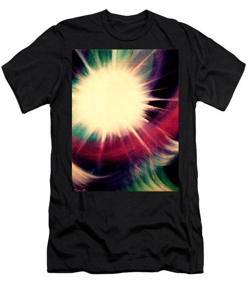 Sunrise Symphony Men's T-Shirt (Athletic Fit)