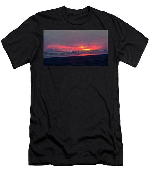 Sunset #1 Men's T-Shirt (Athletic Fit)