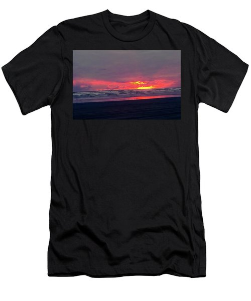 Sunset #1 Men's T-Shirt (Athletic Fit)
