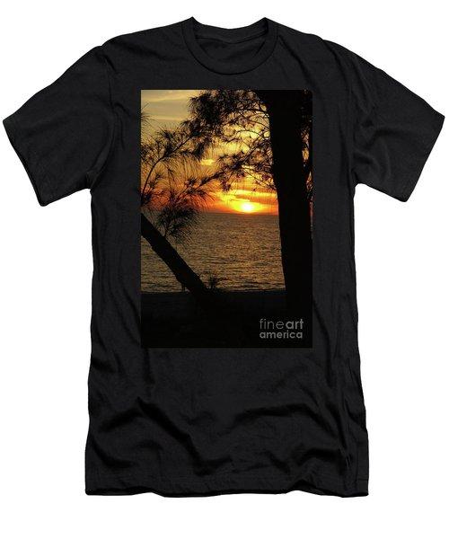 Sunset 1 Men's T-Shirt (Athletic Fit)