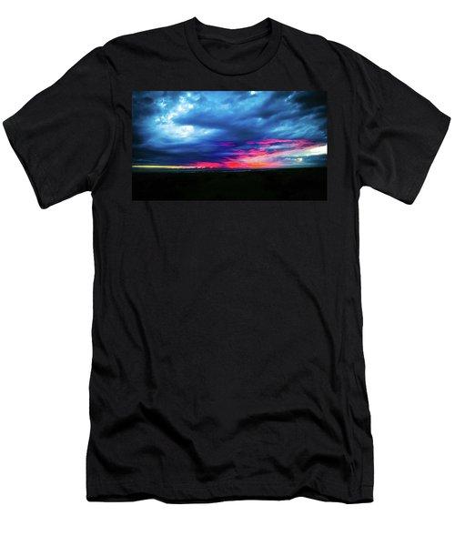 Sunset #2 Men's T-Shirt (Athletic Fit)