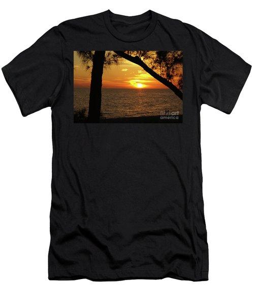 Sunset 2 Men's T-Shirt (Athletic Fit)