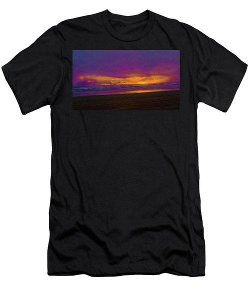 Sunset #3 Men's T-Shirt (Athletic Fit)