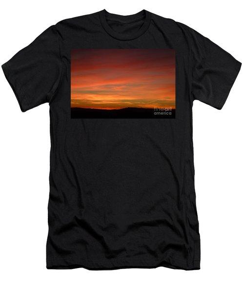 Sunset 4 Men's T-Shirt (Athletic Fit)